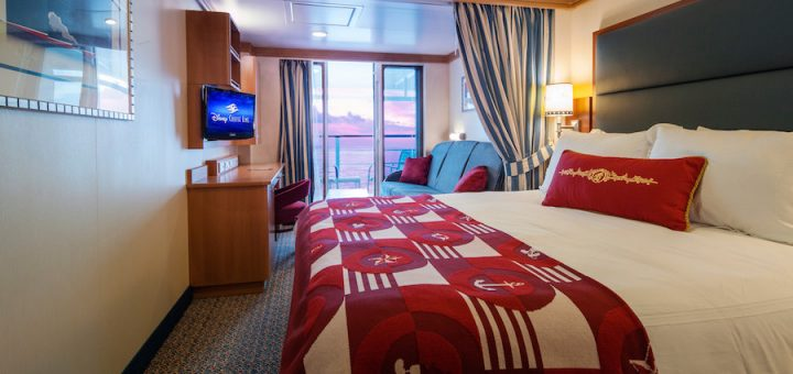 Disney Cruise stateroom categories