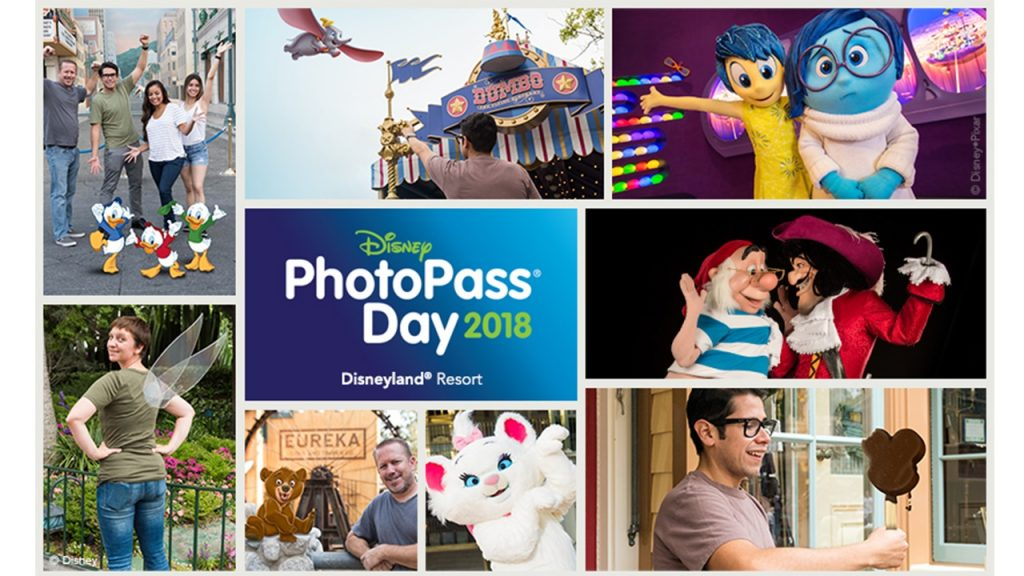 Disneyland PhotoPass Day