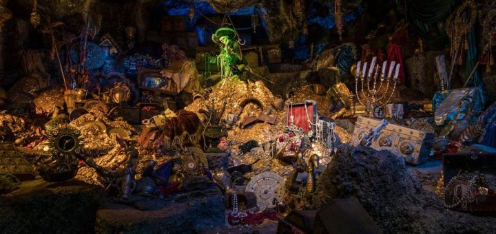 5 Fun Facts About Pirates of the Caribbean at Disneyland