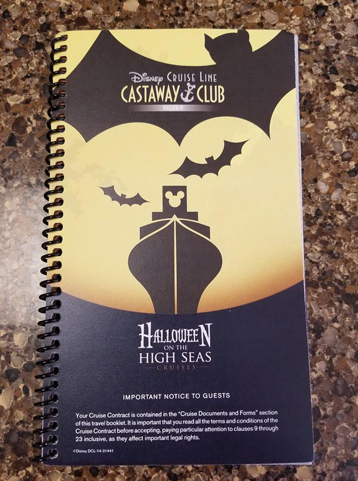 Disney Cruise Line Halloween Merchandise.Disney Cruise Line S Halloween On The High Seas Mickeyblog Com