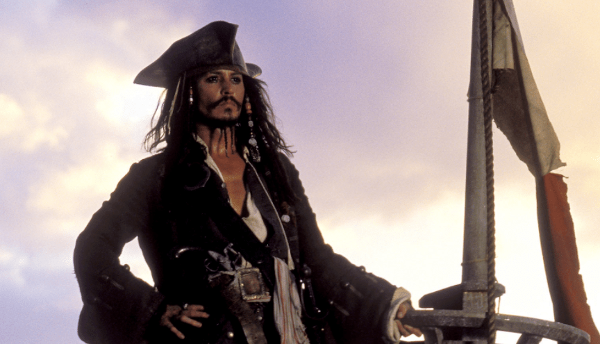 """Pirates of the Caribbean"" movies"