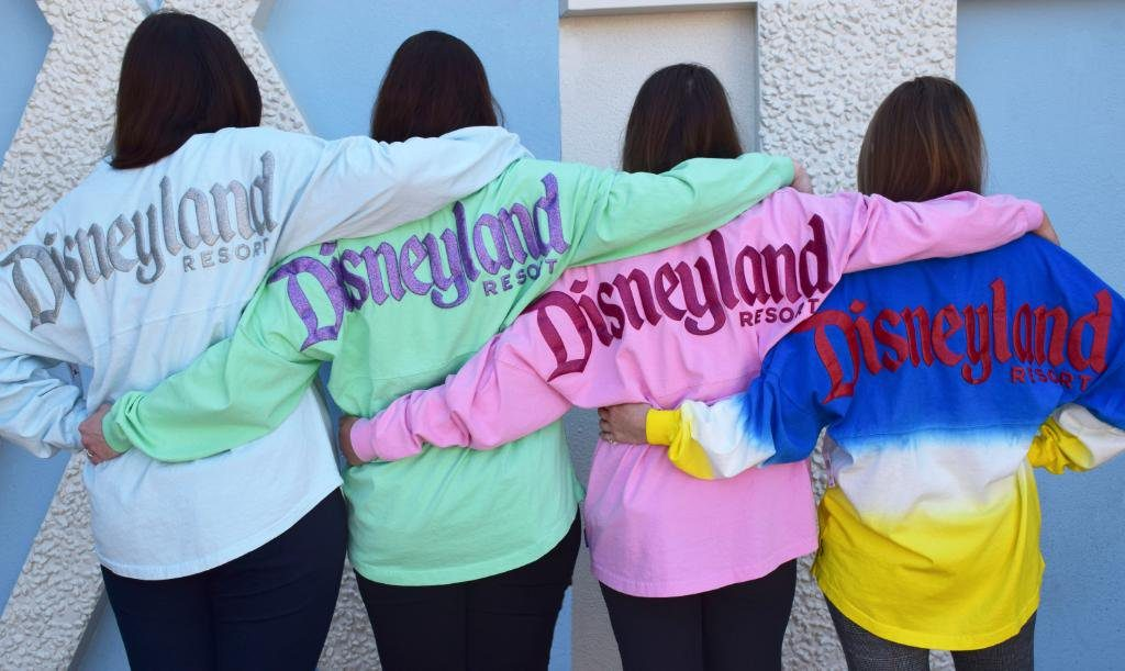 Disneyland Princess Spirit Jerseys