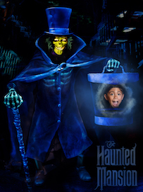 Haunted Mansion PhotoPass