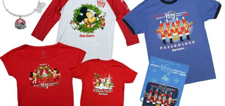 Mickeys Very Merry Christmas Party 2018.All The Magical Merchandise Available At Mickey S Very Merry