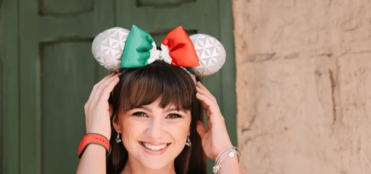 New Epcot ears