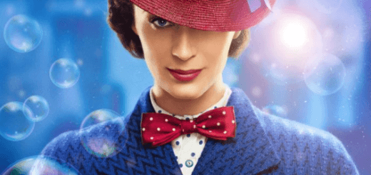 Mary Poppins Returns posters