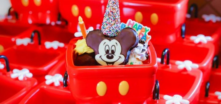 Celebrate Mickeys 90th Birthday With These Delicious Treats Available This Month At Disney Parks
