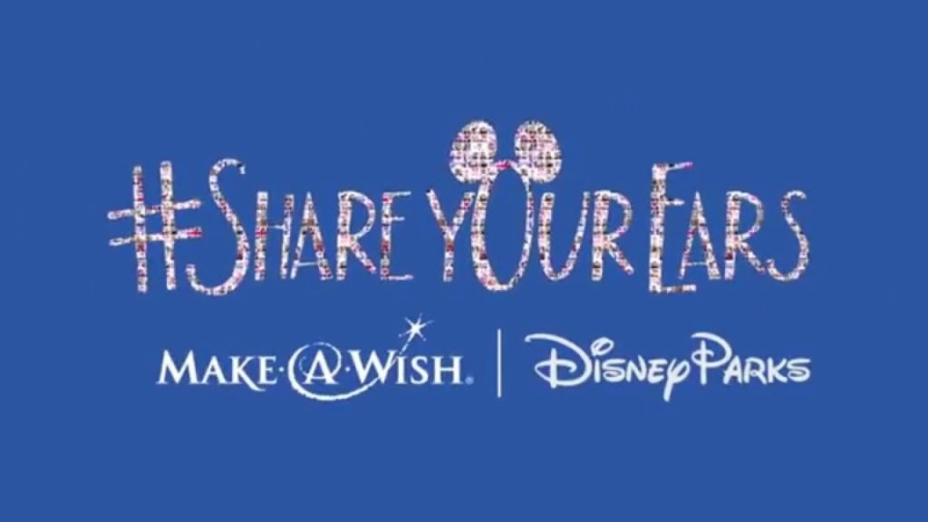 Disney and Make-A-Wish® Invite You to Share Your Ears