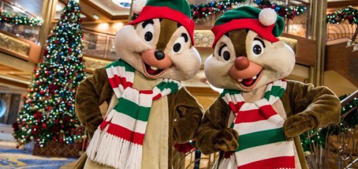 Disney 12 Days Of Christmas.Presenting Disney Cruise Line S The 12 Days Of Christmas