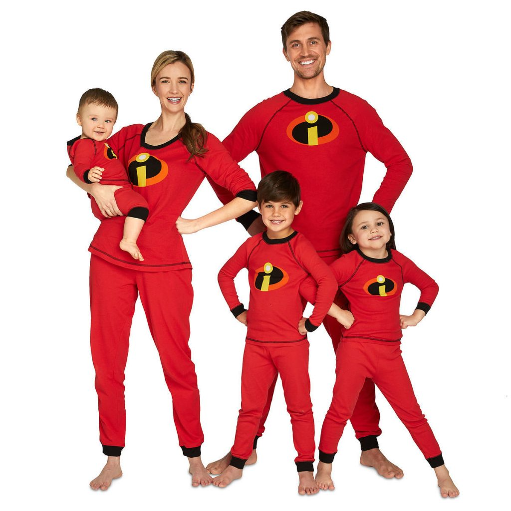 Incredibles Sleepwear