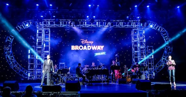 Disney on Broadway Dining Package