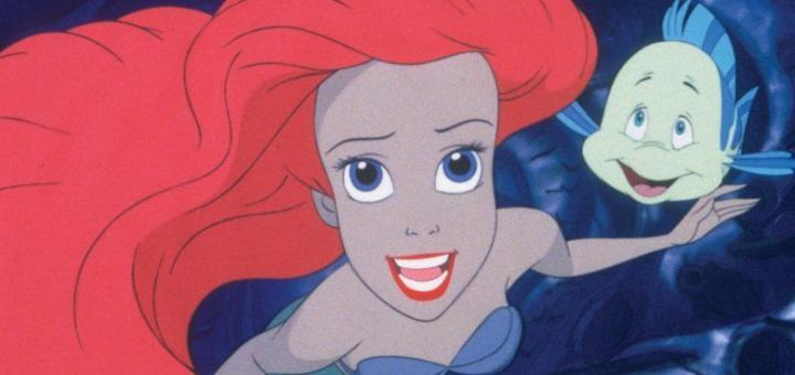 Little Mermaid To Be Released on Blu-Ray and for Download as