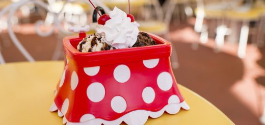 Mickey Minnie Food