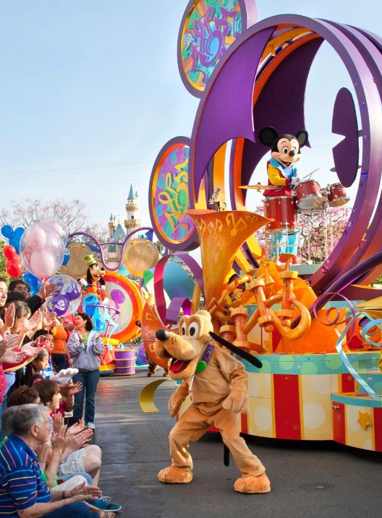 mickeys soundsational parade soundtrack