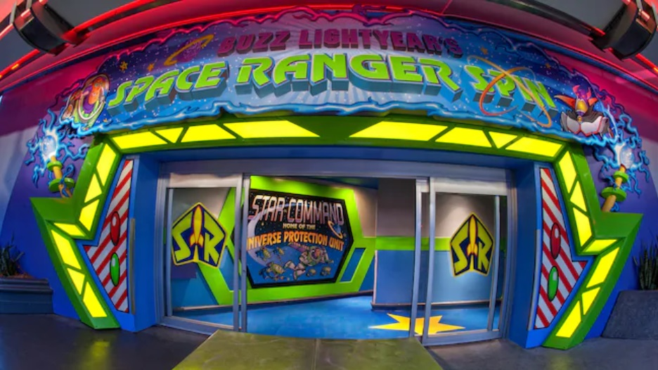 Space Ranger Spin