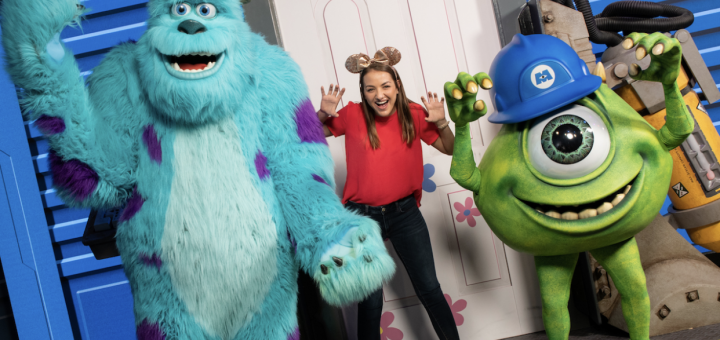 Celebrate 2319 with Your Favorite Monsters, Inc  Characters