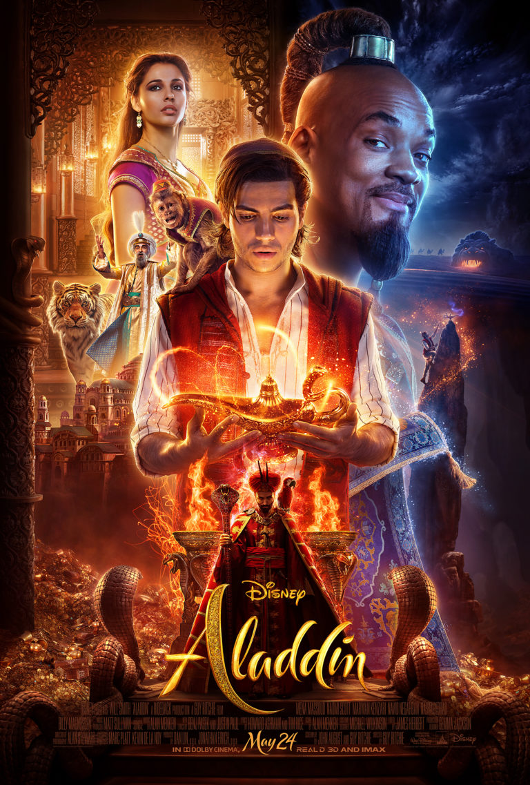 New full-length Aladdin trailer