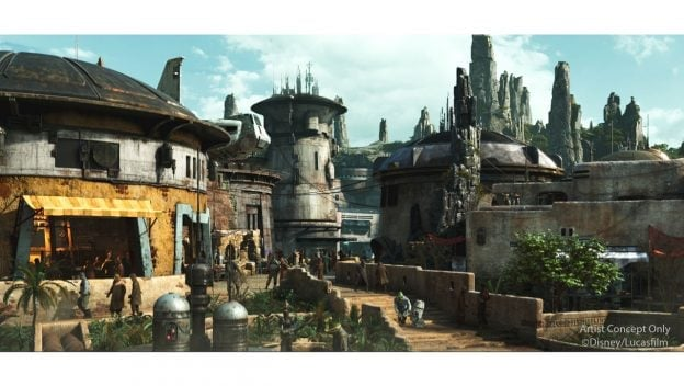Win a Free Vacation to Star Wars: Galaxy's Edge at the