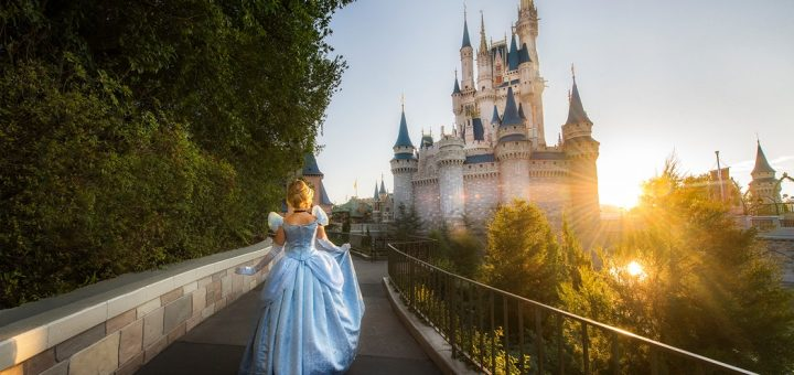 CInderella Early Morning Magic