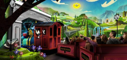 Mickey & Minnie's Runaway Railroad