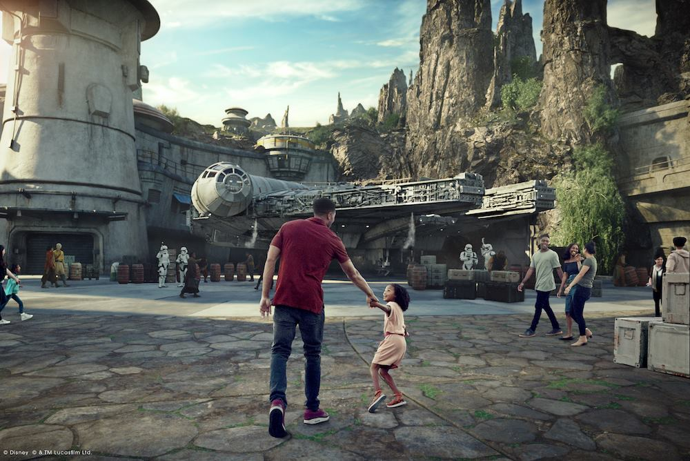 Galaxy's Edge Extra Magic Hours
