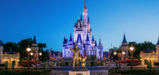 Disney World November Refurbishment