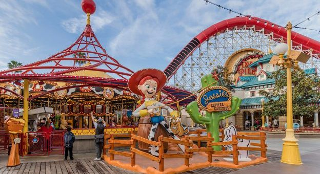 Enter for a Chance to Win a Visit to Disneyland Resort With