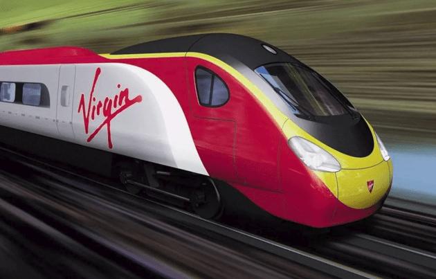Virgin Trains Breaks Ground on High Speed Rail Between