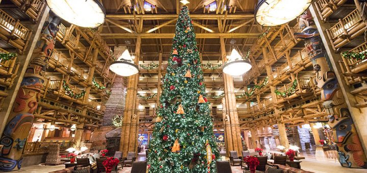 Walt Disney World Christmas.6 Our Favorite Places To Stay During Christmas At Walt