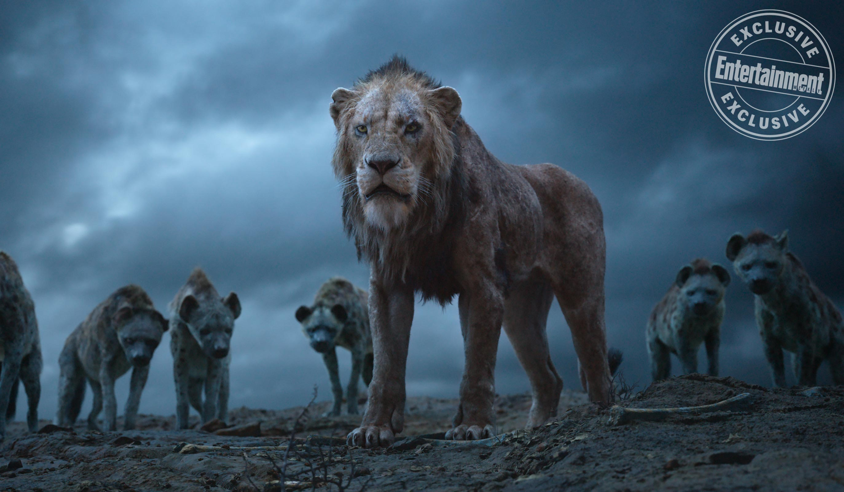 Action Packed Extended Trailer Released For The Lion King