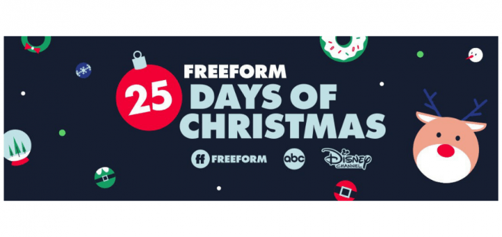 Freeform Christmas Schedule.New Programming Announced For Freeform S 25 Days Of