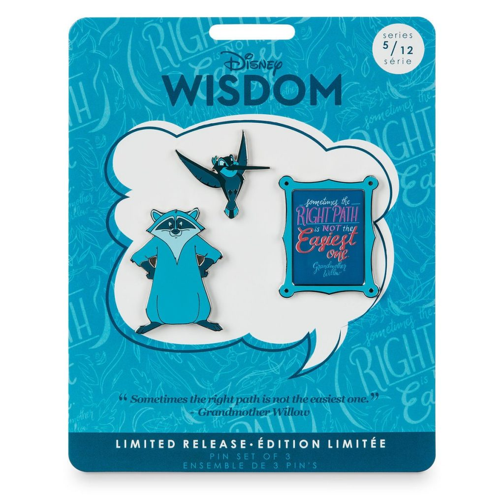 shopDisney Releases Awesome Meeko-Inspired Wisdom Collection For May