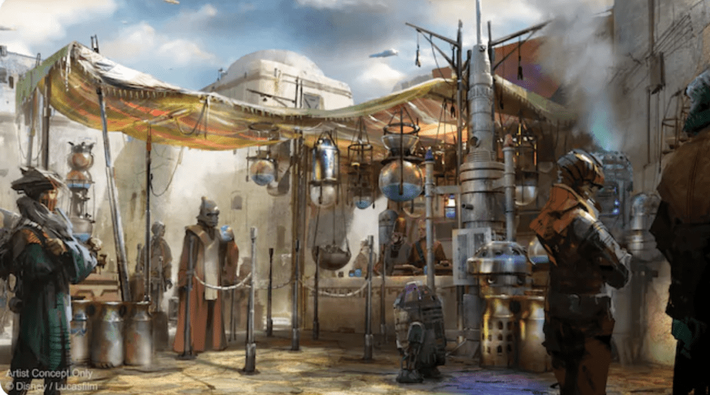 Everything You Need to Know About Dining in Galaxy's Edge