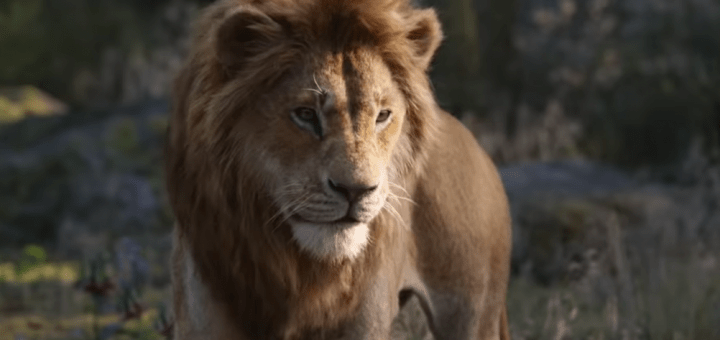 Sneak Peek Trailer For The Lion King Live Action Film