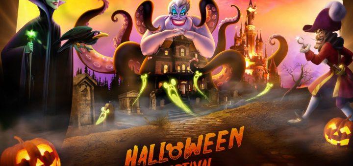 Halloween In Disneyland 2019.Disneyland Paris Halloween Festival Making A Spooky 2019