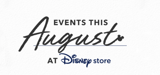Disney Store August Events