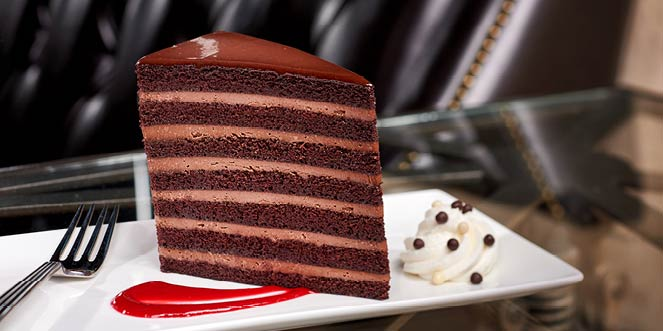 Edison Chocolate Cake