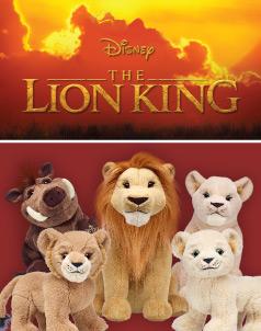 New Disney The Lion King Friends Roar Into Build A Bear