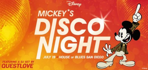 Mickey's Disco Night