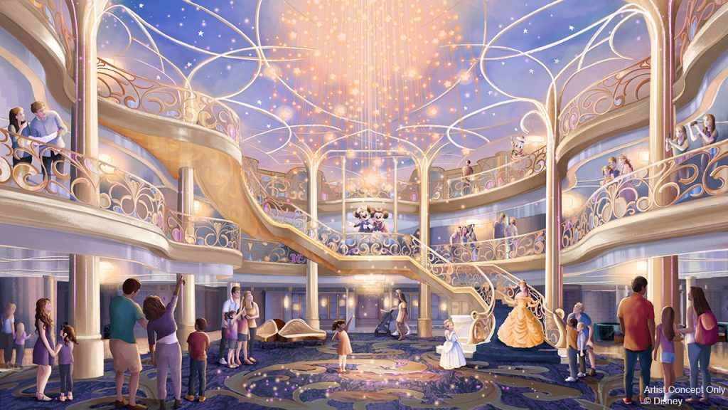 Disney Cruise Line Wish