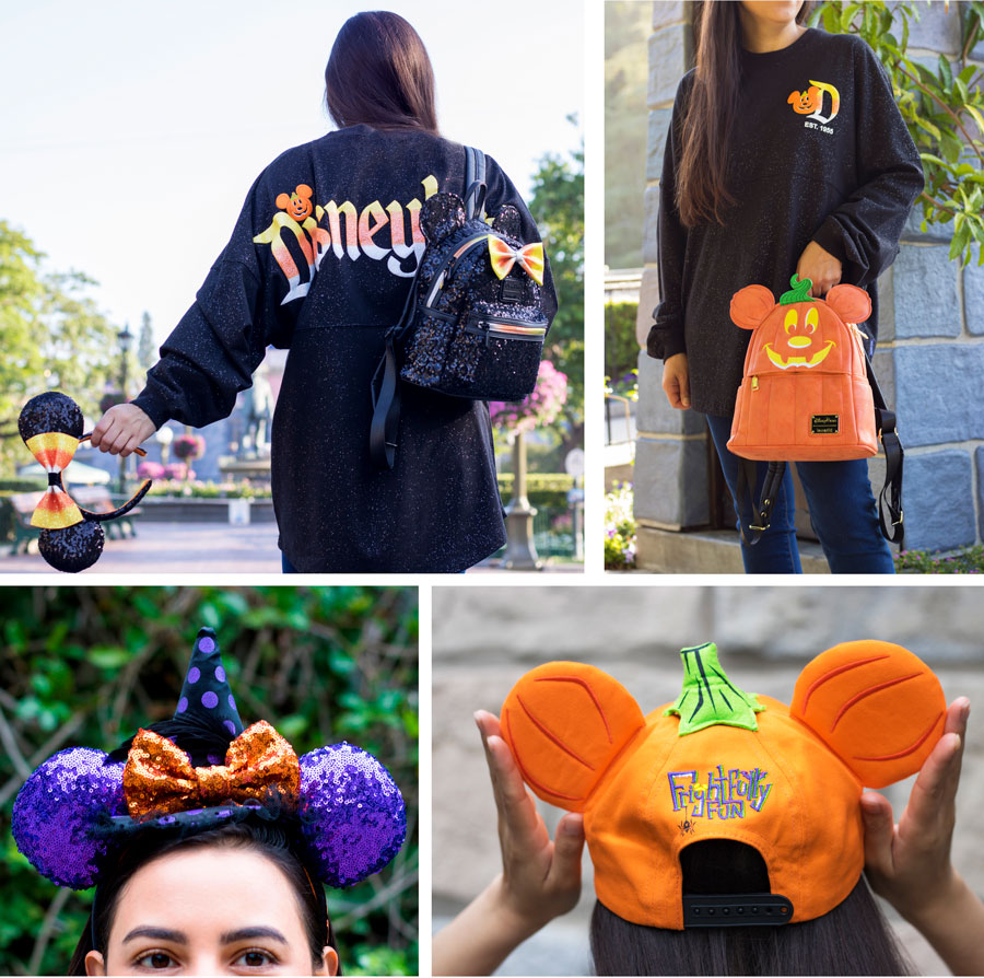 First Look Merchandise Disney 2019 At Parks Halloween For f6bYgy7