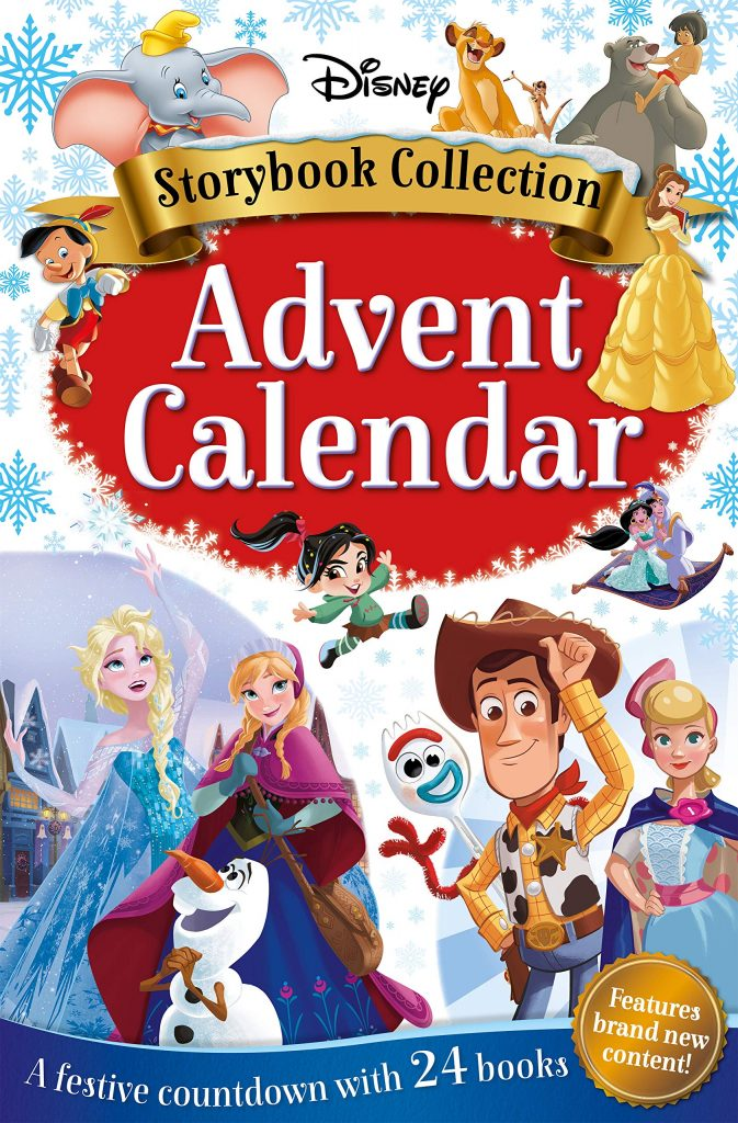 Countdown To 25 Days Of Christmas 2019.Get A Jumpstart On Christmas With This Disney Advent