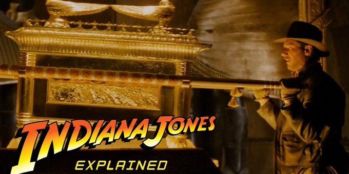 Indiana Jones Explained: Raiders of the Lost Ark