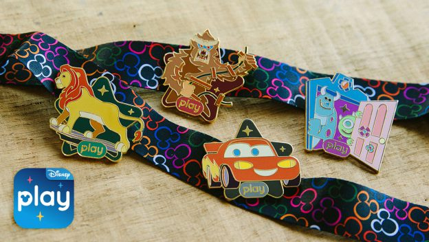 Play Disney Parks App Pins