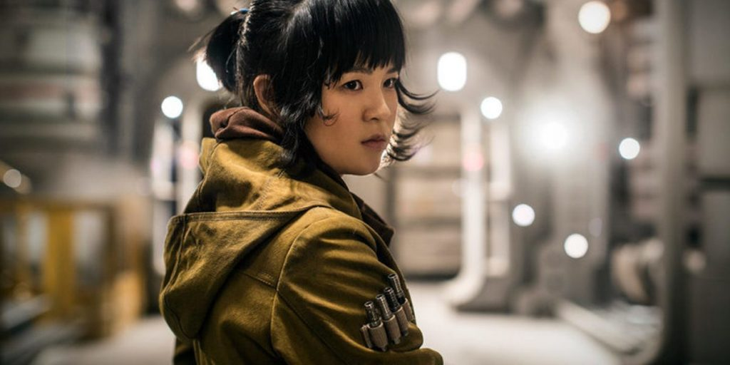 Kelly Maire Tran, Rose Tico