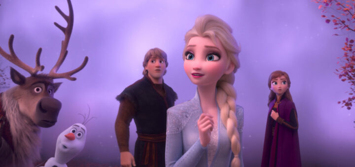 Frozen 2 Art and Technology