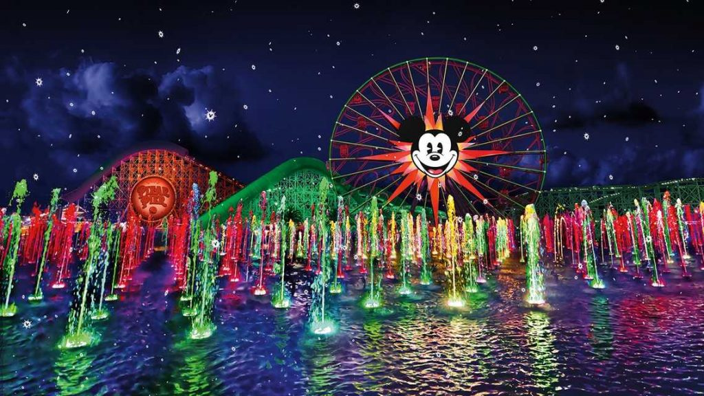 World of Color Holiday
