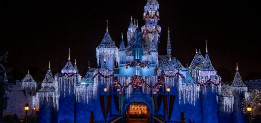 Disneyland Resort Winter