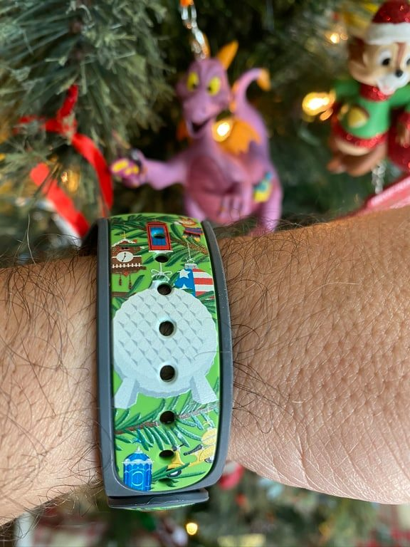 Festival of the Holidays MagicBand