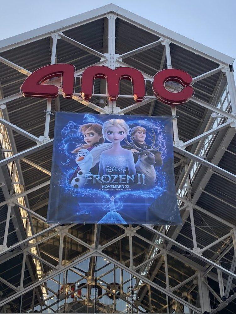frozen 2 amc tickets